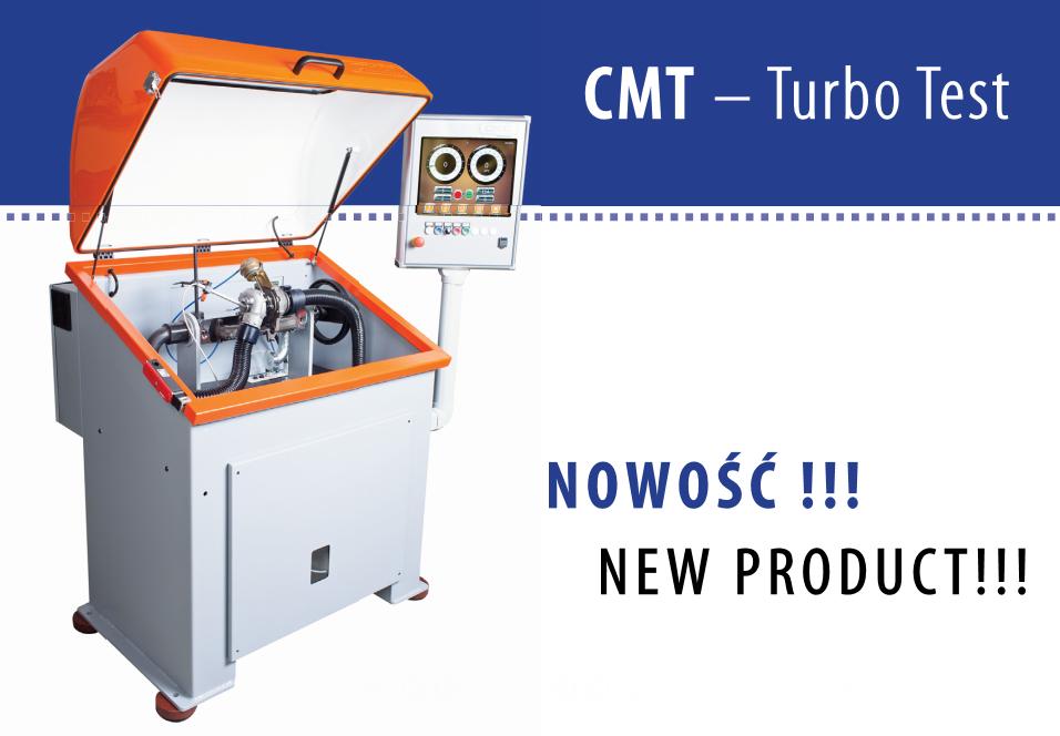 Regeneracja turbosprężarek | Urządzenie 3