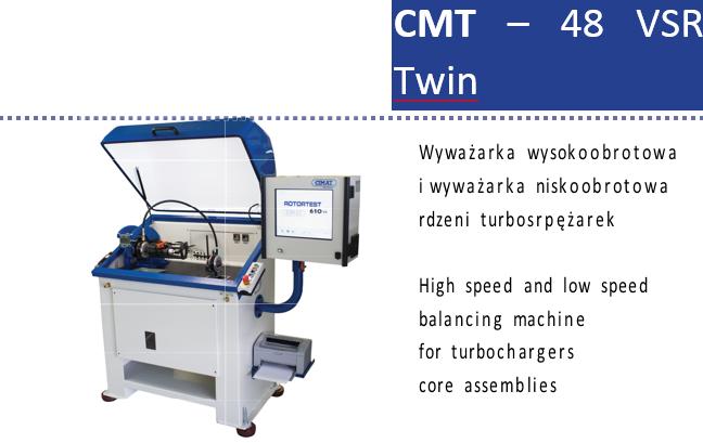 Regeneracja turbosprężarek | Urządzenie
