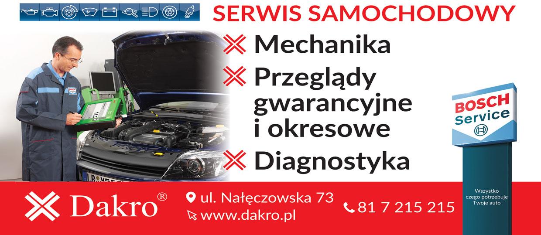Serwis samochodowy Lublin
