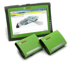 BOSCH KTS 540 bezprzewodowy tester diagnostyczny