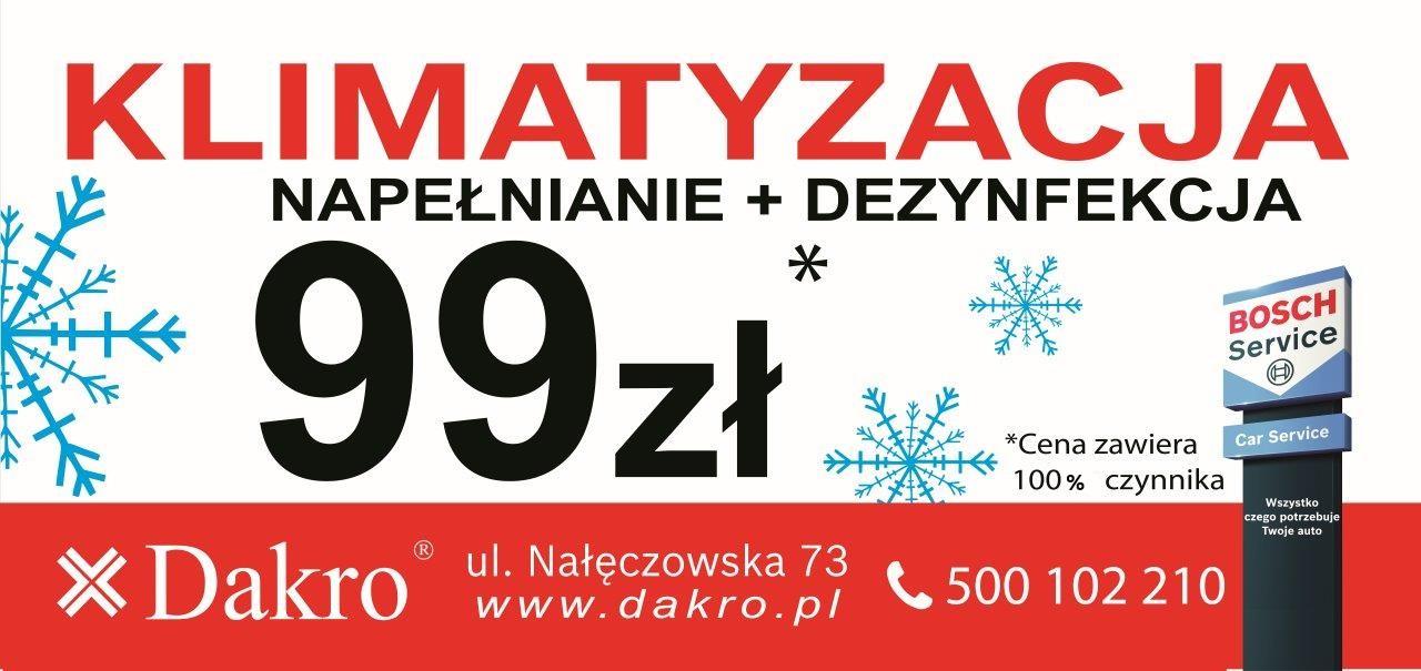 Dakro serwis klimatyzacji Lublin